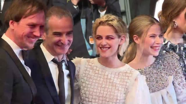 Frenchman Olivier Assayas shared the Best Director prize at Cannes Film Festival with Romanias Cristian Mungiu for his movie Personal Shopper...