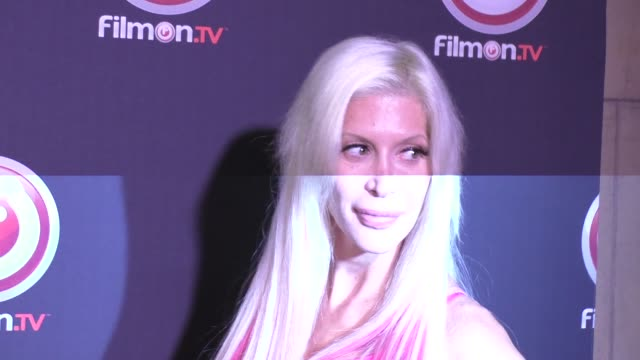 Frenchy Morgan at the Bob Thunder Internet Assassin Premiere at Egyptian Theatre in Hollywood at Celebrity Sightings in Los Angeles on October 27...