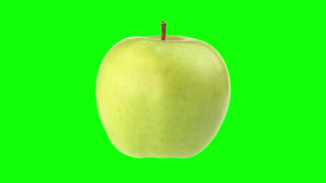 hd loop: fresh apple - apple fruit stock videos and b-roll footage