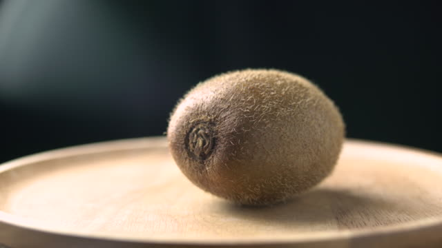 fresh golden kiwi - kiwi fruit stock videos and b-roll footage