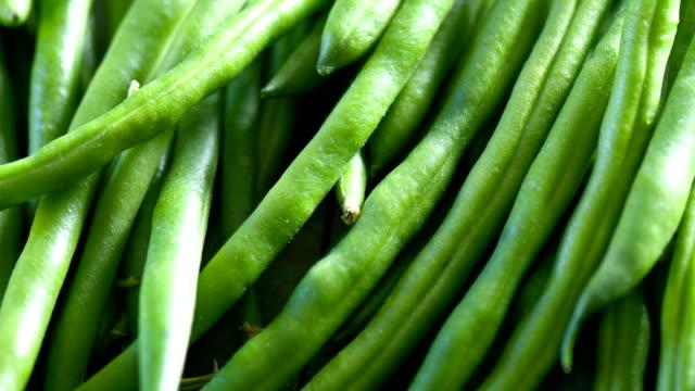 Frisse Green Bean close-up