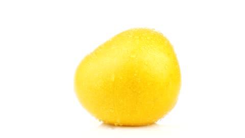 fresh juice mango with water - mango fruit stock videos & royalty-free footage