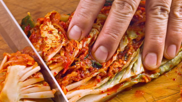 Verse Kimchi close-up