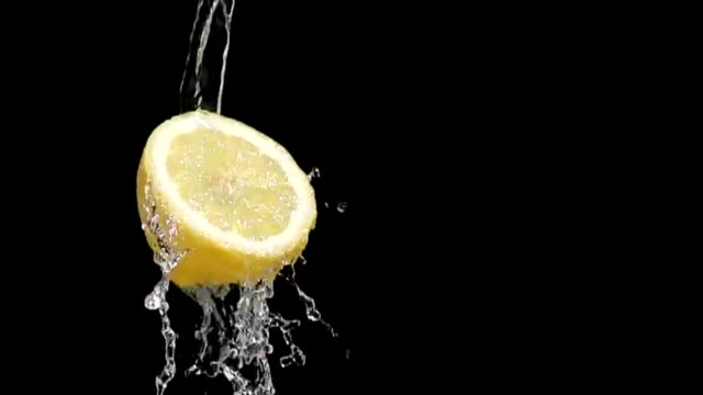 fresh lemon - fizzy lemonade stock videos & royalty-free footage