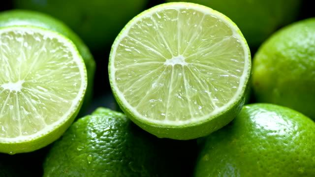 Fresh Lime close up
