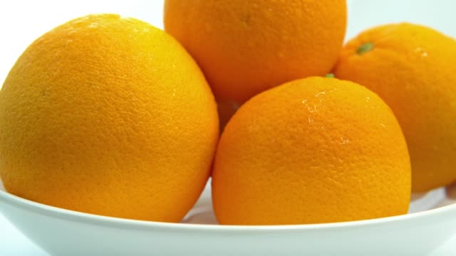 fresh orange. - ascorbic acid stock videos & royalty-free footage