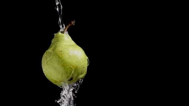 fresh pear - pear stock videos & royalty-free footage