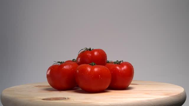 fresh tomato - freshness stock videos & royalty-free footage