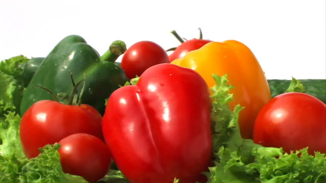 fresh vegetables - 2 clips - butter lettuce stock videos & royalty-free footage
