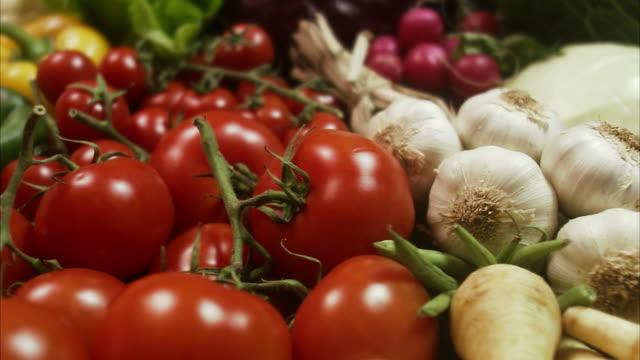 fresh vegetables sweden. - crucifers stock-videos und b-roll-filmmaterial