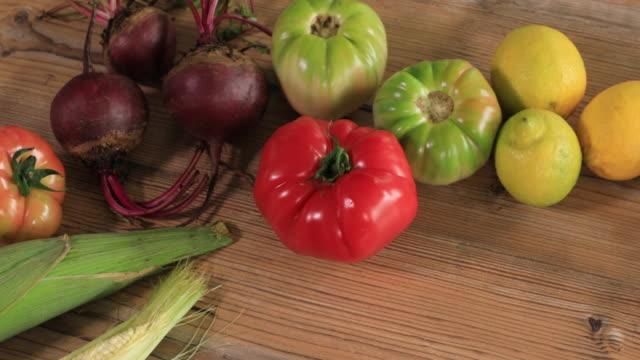 fresh vegetables - crucifers 個影片檔及 b 捲影像