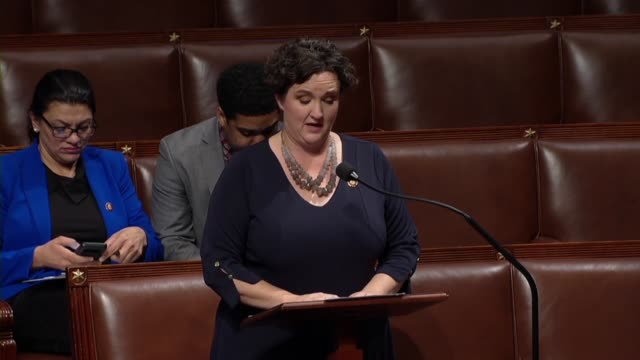 freshman congresswoman katie porter says on day 26 of a partial government shutdown the workers living paycheck to paycheck could spiral into... - day26 stock videos & royalty-free footage