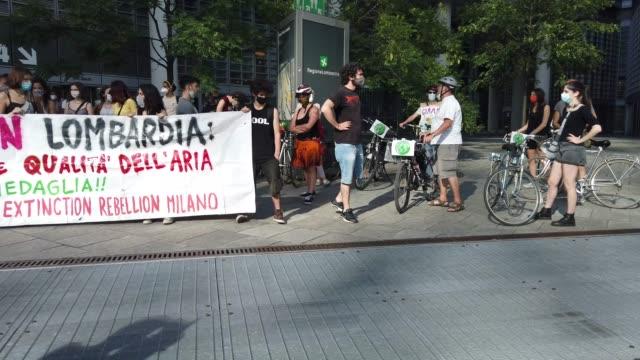 ITA: Fridays For Future In Milan