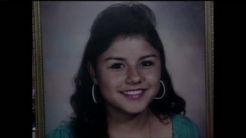 friends and family paid their last respects to cathy torrez. the 20-year-old honor student was murdered and her body was found in her car. - murder victim stock videos & royalty-free footage