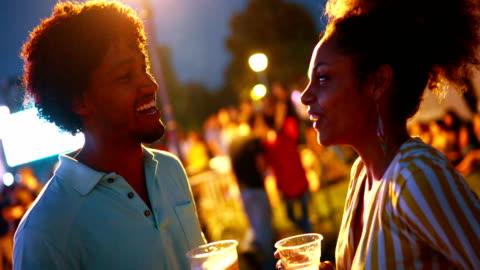 friends having a casual talk. - flirting stock videos & royalty-free footage
