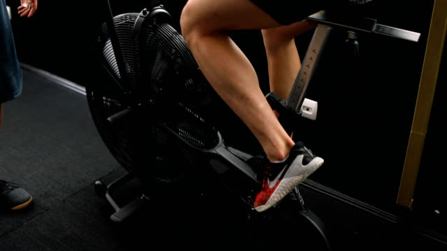 friends in the gym working out together - shoes in a row stock videos & royalty-free footage