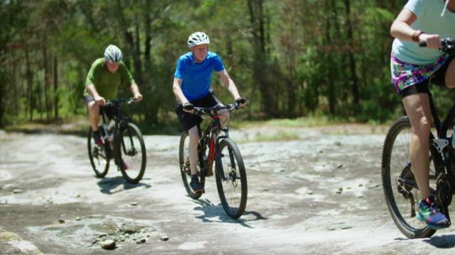 Friends Mountain Biking