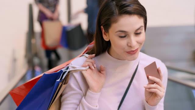 vidéos et rushes de friends shopping - carte de fidélité