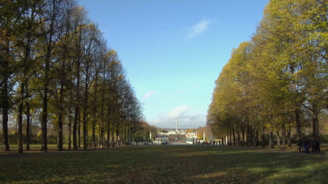 frogner park - oslo - 1943 stock videos & royalty-free footage