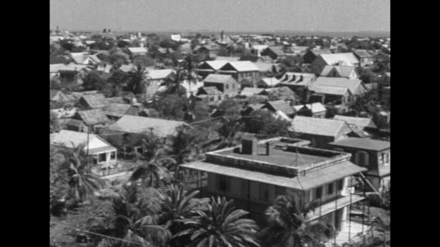[from better housing news flashes series of newsreel stories from the us federal housing administration and pathe news this is from no 4] title card... - key west stock videos & royalty-free footage