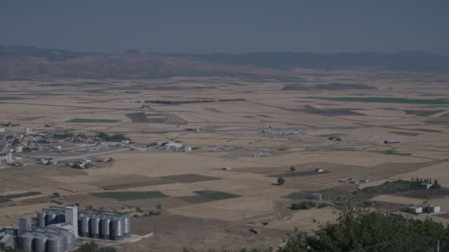 PAN from fields to Turkish city of Gaziantep