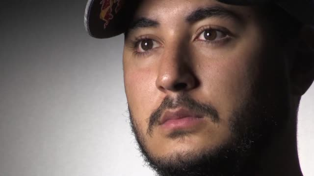 from lunch vouchers to three million dollar cash prizes french gamer and streamer gotaga talks about how far gaming has come and how he sees the life... - streamer stock videos & royalty-free footage