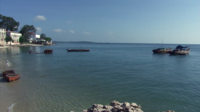 vídeos y material grabado en eventos de stock de from ocean to shore - artbeats