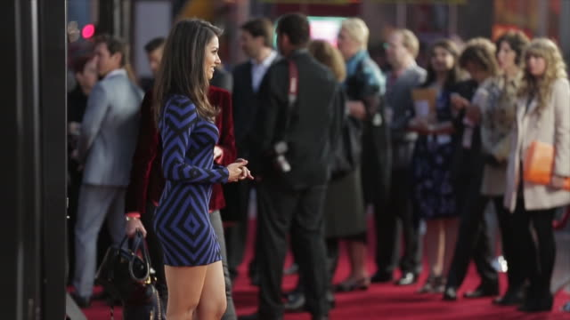 from stiletto shoes & legs to janina gavankar posing for paparazzi on the red carpet at the tlc chinese theater - tlc chinese theater bildbanksvideor och videomaterial från bakom kulisserna