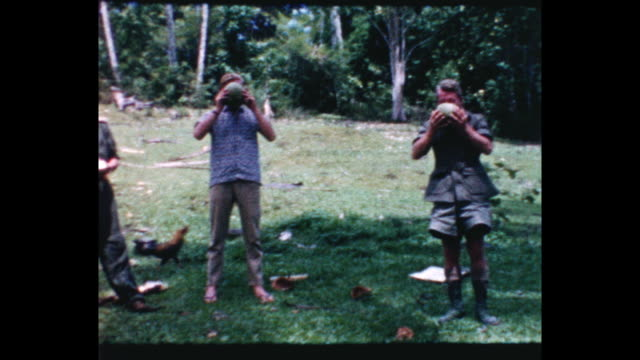 From the home movie collection of Jack Dennis Boles Boles spent 17 years in the Colonial Service in British North Borneo with his final years as...