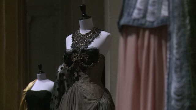 From Worth and Balenciaga to Yves Saint Laurent Christian Dior and John Galliano a landmark exhibition due to open in Paris on Saturday traces the...