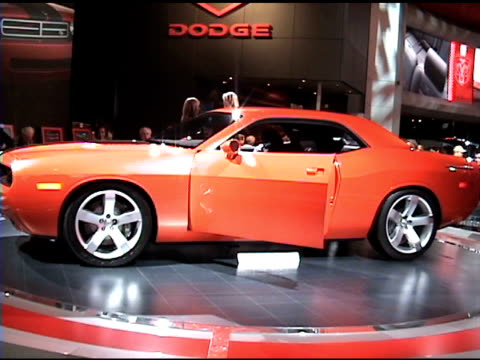 Dodge Challenger Videos And B Roll Footage Getty Images