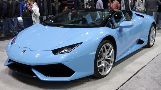 ws front quarter driver side view of huracán / zo ws rear quarter driver side view / cu wheel hub zo ws wheel / zo ws rear end / cu huracán rear... - driver's license stock videos and b-roll footage
