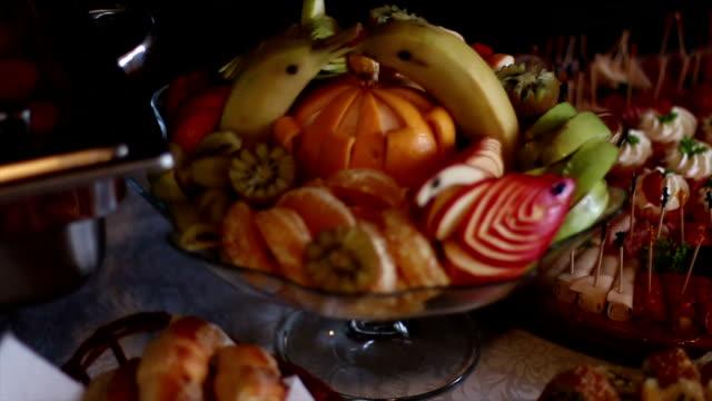 Fruit Tray Platter