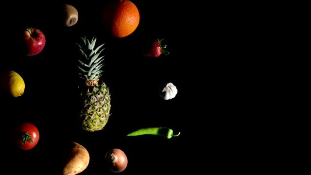 ALPHA: Fruits and vegetables