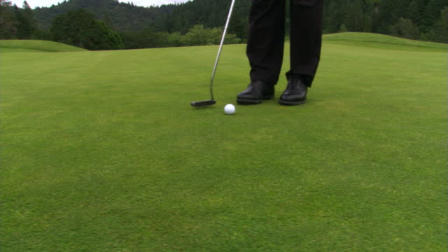frustrating putt - see other clips from this shoot 1271 stock videos & royalty-free footage