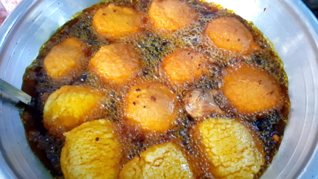 frying acaraje - bahia state stock videos & royalty-free footage