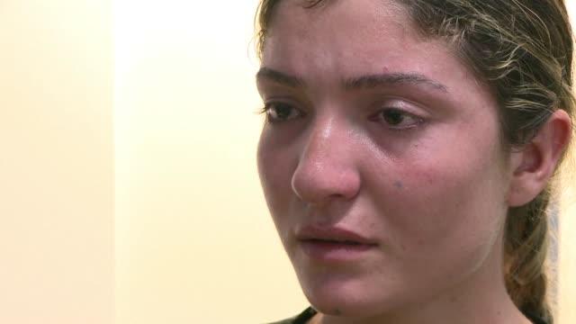 fue secuestrada por el grupo yihadista estado islamico en irak - irak stock videos and b-roll footage