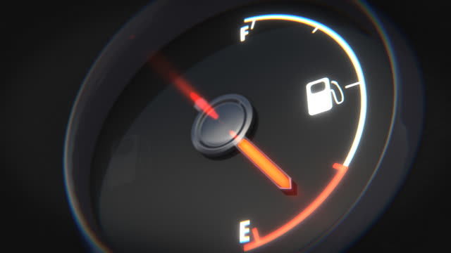 fuel gauge - refuelling stock videos & royalty-free footage