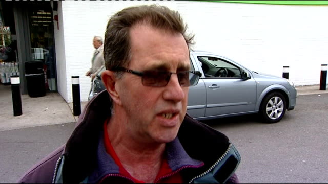 fuel tanker drivers' threatened strike government criticised over handling of dispute bristol cars at texaco garage vox pops sot nozzle of petrol... - unleaded stock videos and b-roll footage