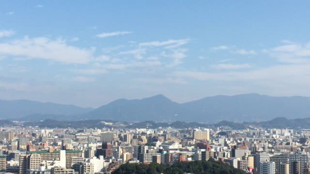 fukuoka city - fukuoka prefecture stock videos and b-roll footage