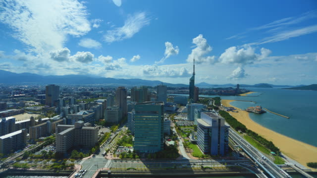 fukuoka, japan - fukuoka prefecture stock videos & royalty-free footage