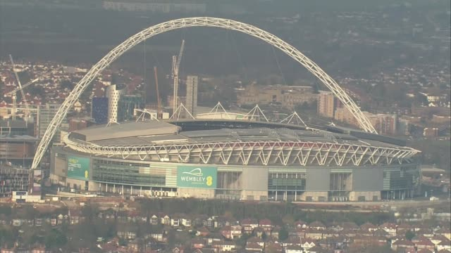 Fulham and Jacksonville Jaguars owner Shahid Khan in bid to buy Wembley Stadium LIB / 1422017 London Wembley Stadium