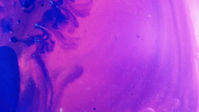 full frame of bubbles and drops of liquid in motion on a purple background. - motor oil stock videos & royalty-free footage