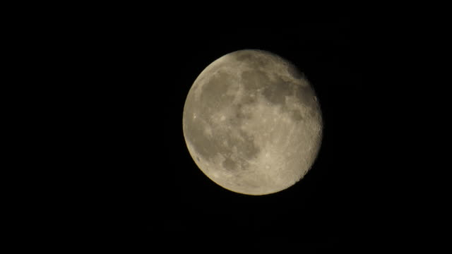 full moon dark clouds passing time lapse - supermoon stock videos & royalty-free footage