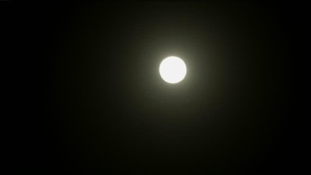 KTLA Full Moon in Los Angeles