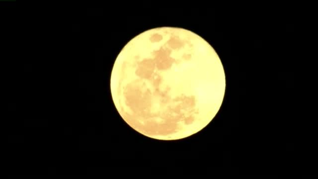 KSWB Full Moon in San Diego