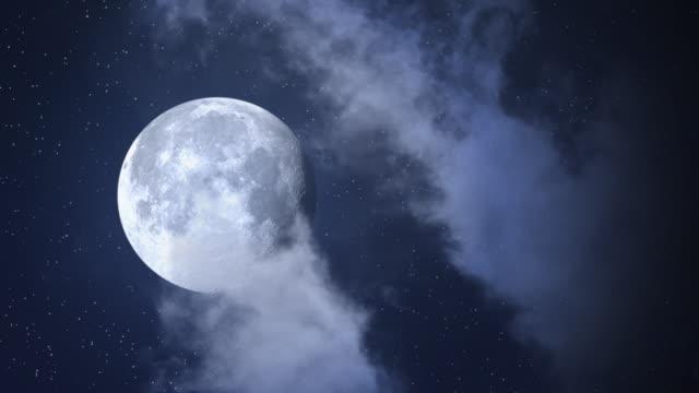 full moon rising - vampire stock videos and b-roll footage