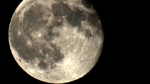 vídeos y material grabado en eventos de stock de luna llena - luna