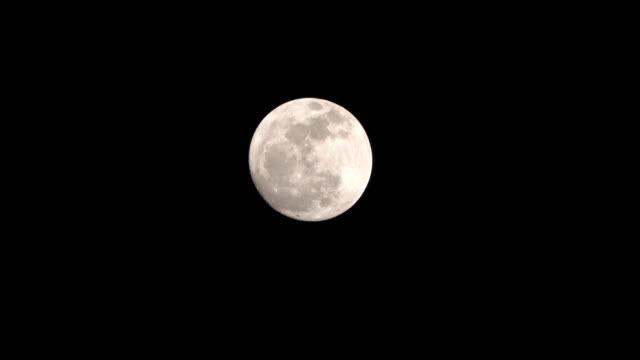 full moon zoom out - full moon stock videos & royalty-free footage