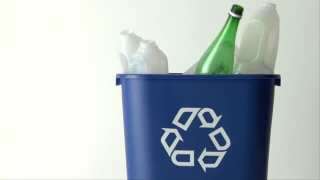 MS, Full recycling bin